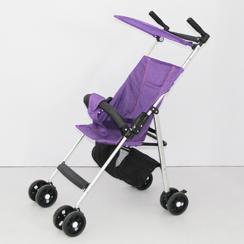 鋁管兒童推車
